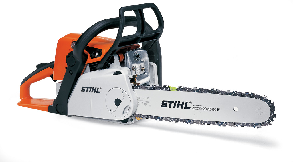 "Бензопила STIHL MS 250 C-BE 16"" (40см)"