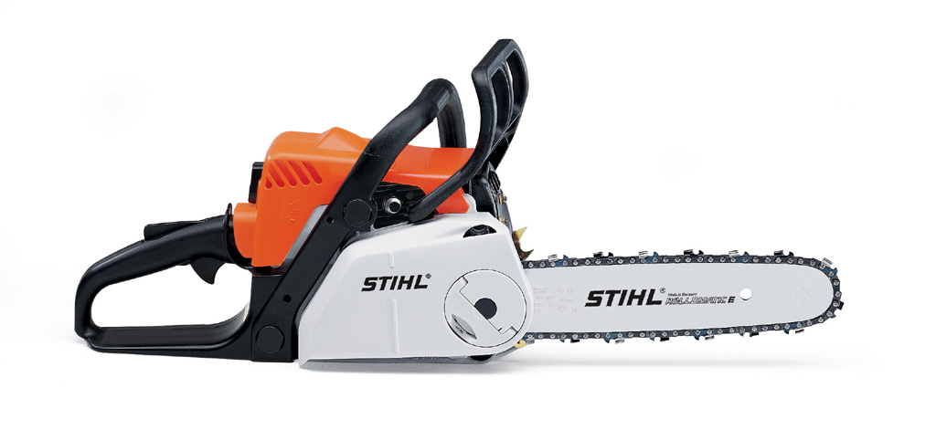 Бензопила STIHL MS 180  C-BE 14' (35см)